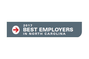 2017 Best Employers in North Carolina