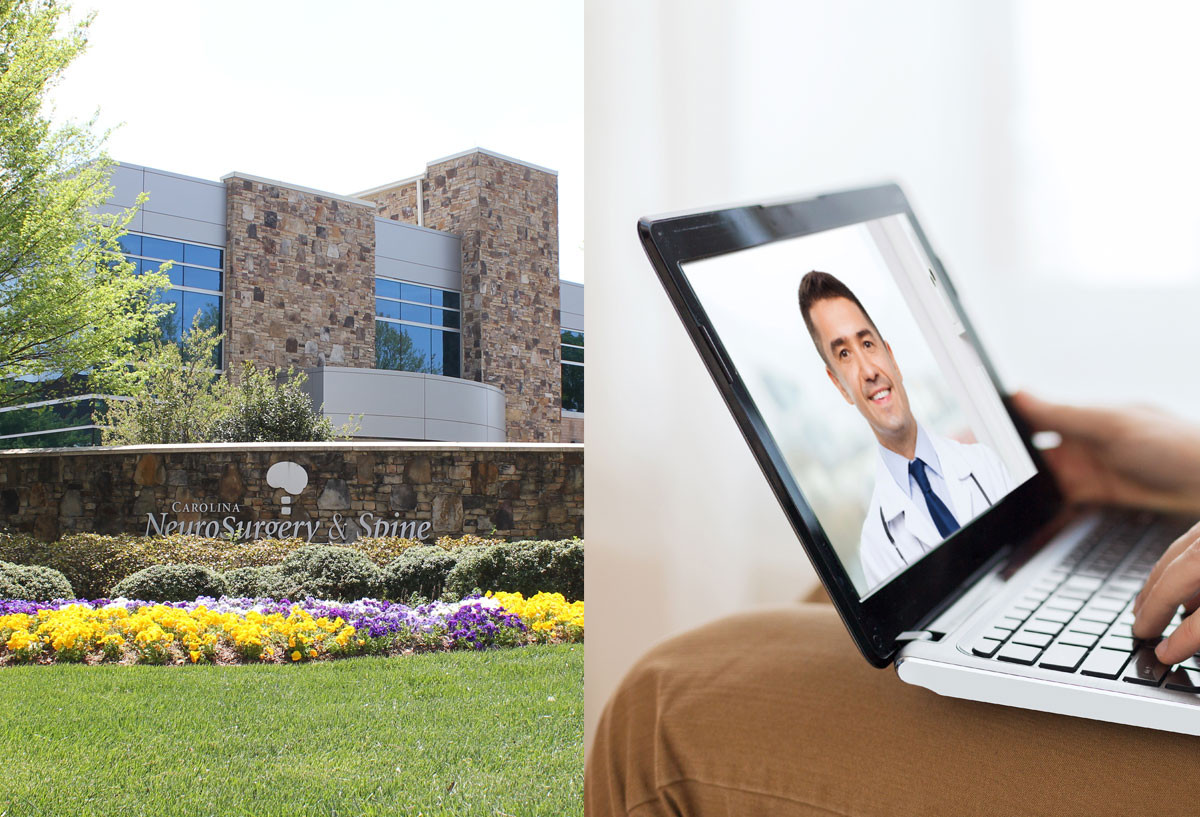In-office and virtual visits available at CNSA | Telemedicine