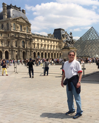 Patient Steve Wieland success story of surgery in Paris